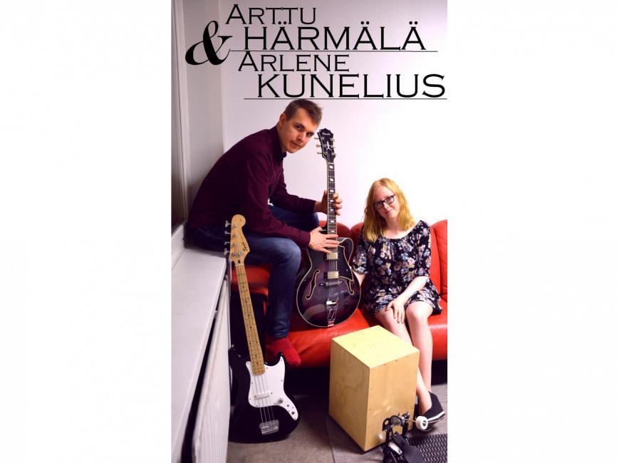 DUO Arttu Härmälä & Arlene Kunelius