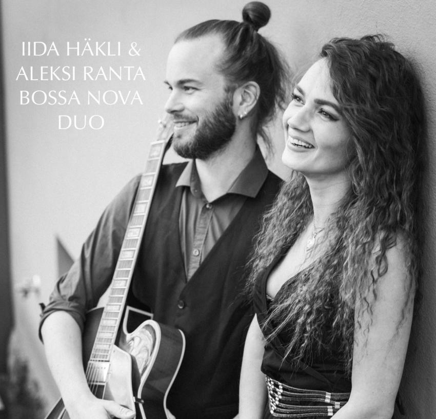 Iida Häkli & Aleksi Ranta Bossa Nova Duo