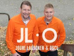 Jouni Laasonen & Oscu