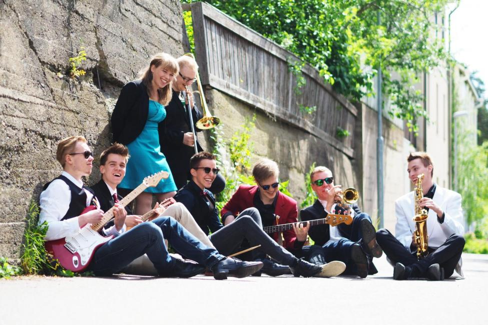 Juhlaorkesteri Puolitie