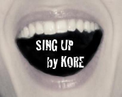 KORE Sing UP