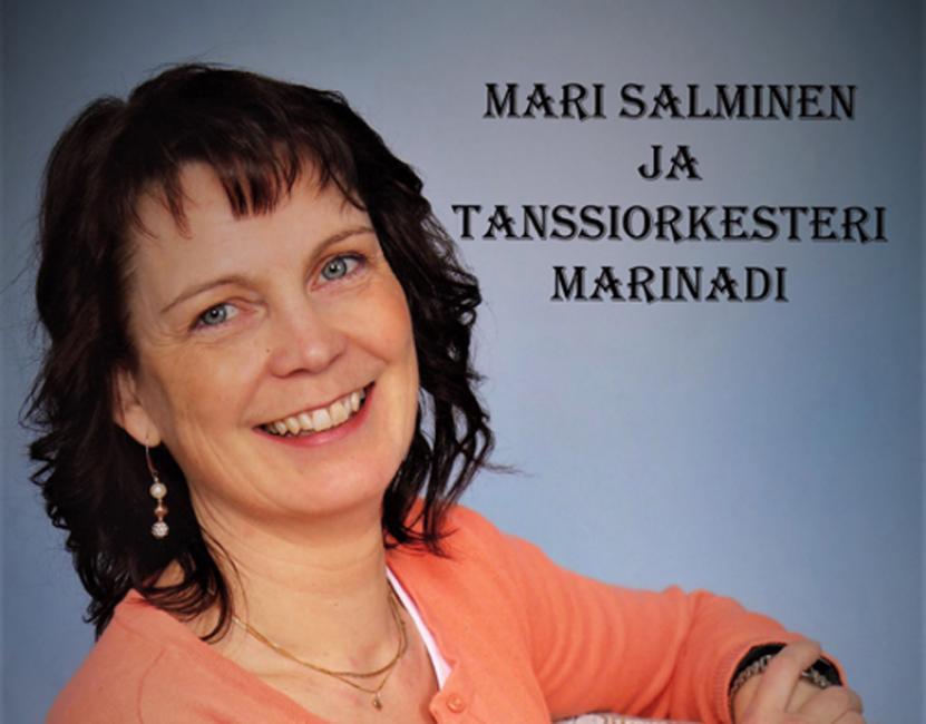 Mari Salminen ja Tanssiorkesteri Marinadi