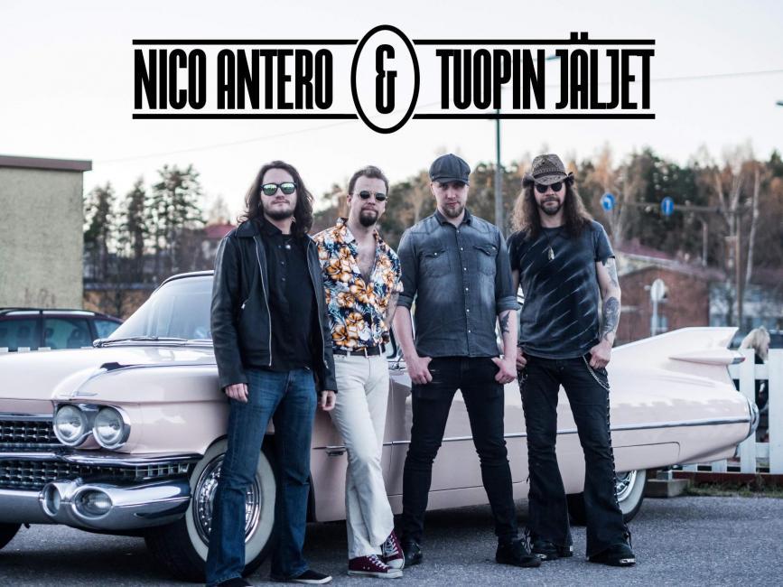 Nico Antero & Tuopin Jäljet