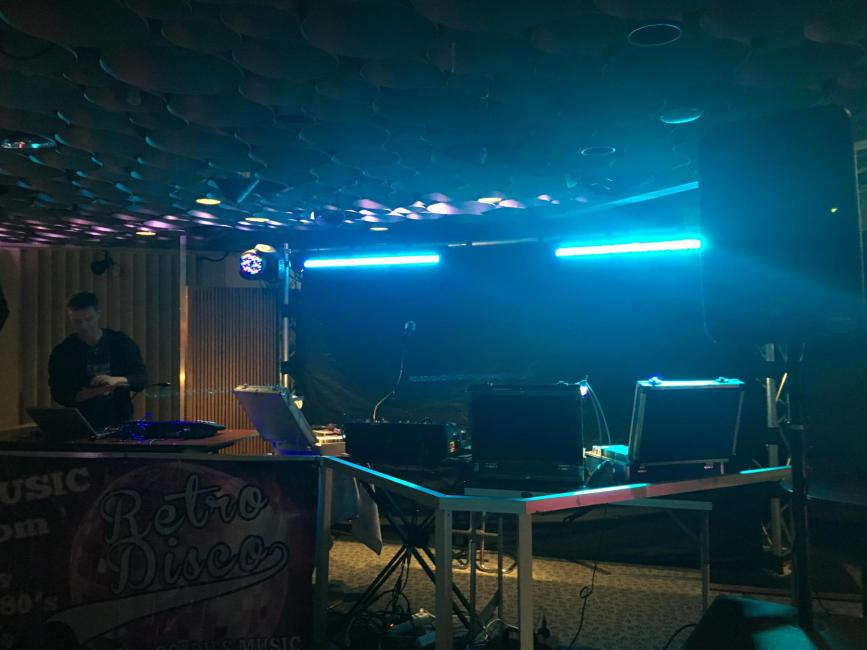Retro Disco dj:t Ipi & Kentsu