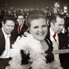 Shirley Sparks & The Red Band goes Vintage