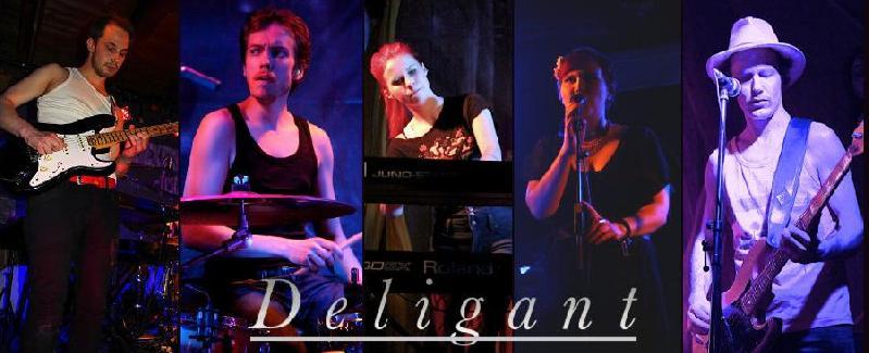 Tanssi- ja bileyhtye Deligant