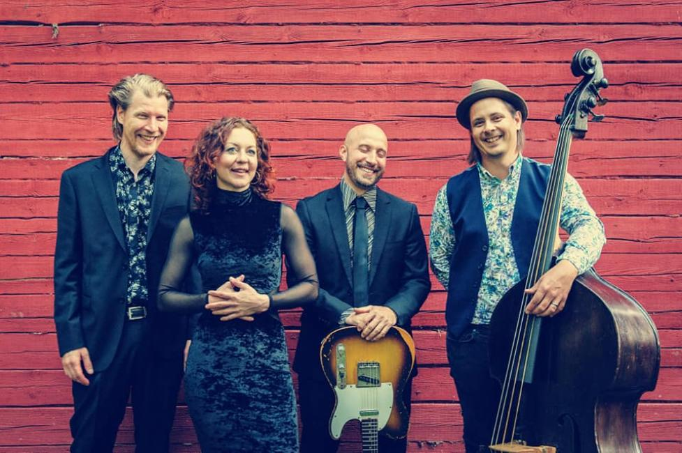 Teija Sotikoff Band